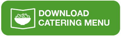 MAD Greens Catering Menu
